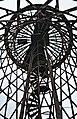 Гіперболоїдна вежа Шухова, гвинтові сходи.jpg