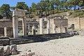 Дорическая стоа. Ancient Kamiros. Rodos. Greece. Июнь 2014 - panoramio.jpg