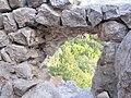 Древняя стена на горе Панеа. Симеиз. Крым. Сентябрь 2012 - panoramio.jpg
