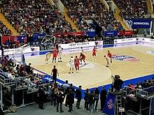 Лучшие баскетбольные клубы москвы концерты в клубах москвы март