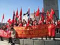 Митинг КПРФ в Екатеринбурге 1 мая 2017 года.jpg