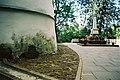 Могила Пушкина в святогорском монастыре - panoramio.jpg