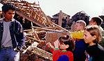Нато бомбе срушиле куће у Видовданском насељу.jpeg