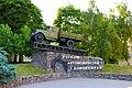 Пам'ятник воїнам-шоферам Другої світової війни Київ 40-річчя Жовтня просп., 42.JPG