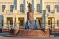 Памятник Ленину в Новороссийске, улица Портовая.jpg
