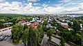 Панорама Пензы с верхнего этажа жилого дома рядом с гостиницей «Ласточка» (осень 2013) - panoramio.jpg
