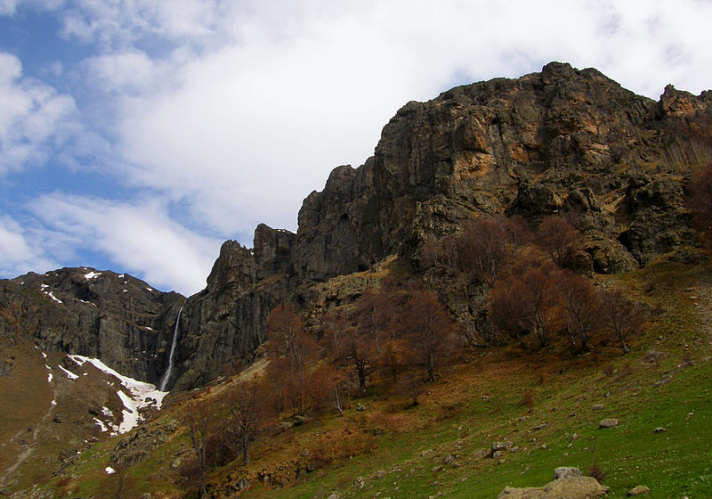 Водоспад Райското пръскало, Балканські гори (фото Rusalina) https://commons.wikimedia.org/wiki/File:Райско_пръскало.jpg