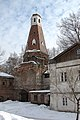"Симонов монастырь, башня ""Кузнечная"" изнутри монастыря - panoramio.jpg"