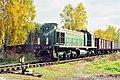 ТЭМ2-2660, Россия, Московская область, Лыткаринское ППЖТ, станция Заводская (Trainpix 158525).jpg