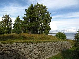 Vysotsk - Trångsund Fortress