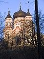 Украина, Киев - Собор Святого Пантелеймона 07.jpg
