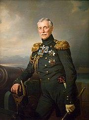 Франц Крюгер - портрет князя А. С. Меншикова
