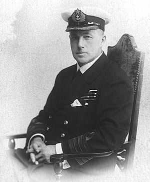 Fyodor Matisen - Fyodor Matisen in uniform