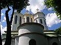 Церква Богоявлення Господнього (Острог) Богоявленська церква 03.JPG