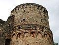 Цесис (Латвия) Башня замка с красным кирпичом - panoramio.jpg