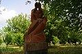 Հուշարձան Վահան Զատիկյանի անվան այգում 1.JPG