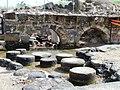 גן לאומי חמת טבריה.שרידי בית הרחצה.JPG