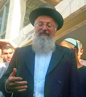 Shmuel Eliyahu - Shmuel Eliyahu in 2017