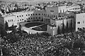 חגיגת יום הנצחון בגמר מלחמת העולם השניה , ירושלים-JNF006510.jpeg
