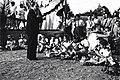 """ירושלים - חגיגת הבאת ביכורים לקק""""ל בחצר הגמנסיה העברית בירושלים.-JNF039439.jpeg"""