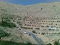 جبال القلمون - قارة - panoramio (1).jpg