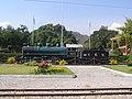 หัวรถไฟที่สถานีรถไฟหัวหิน - panoramio.jpg