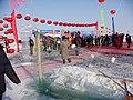 乌伦古湖的冬捕节 余华峰 - panoramio - 余华峰 (3).jpg