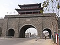 南京明城墙之仪凤门〔2006年重建〕(YiFeng Gate〔Rebuild in 2006〕, NanJing Ming Great Wall) - panoramio.jpg