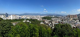 莲花山看龙岩 - Longyan City Viewed from Lotus Mountain - 2016.09 - panoramio.jpg
