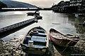 馬灣 - Ma Wan - boats in the harbour (8081427264).jpg