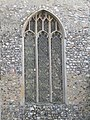 -2019-01-23 Window on the south facing elevation of Saint Mary's parish church, Kelling (4).JPG