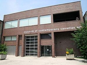 Museum of Contemporary Art Toronto Canada - Image: 01 MOCCA