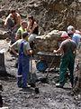 02012.07.14 Die Ausgrabungen auf der Burg von Sanok.jpg