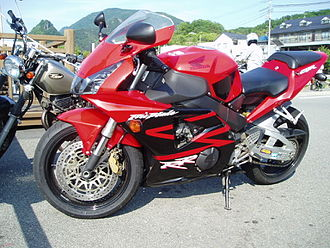 Honda CBR900RR - 2002 CBR954RR