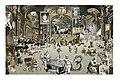 05. Miroslav Huptych, cyklus Labyrint světa a ráj srdce - Poutník přišel mezi alchymisty (2013), 1000 x 700 mm, majetek autora.jpg