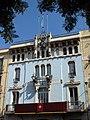09 Ajuntament de Gràcia, pl. de la Vila.JPG
