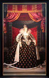 Frans Pourbus the Younger: Portrait of Marie de' Medici
