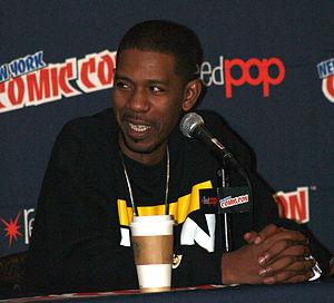 Young Guru - Young Guru at New York Comic Con, October 2014