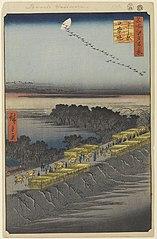 Nihon Embankment and Yoshiwara