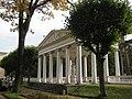 """105. Pavlovsk Park. Own garden. Pavilion """"Three Graces""""..JPG"""