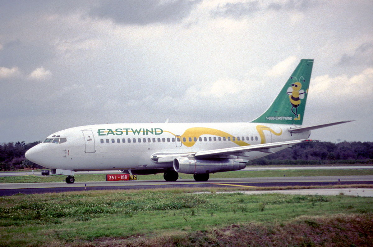 Eastwind Airlines Flight 517 - Wikipedia