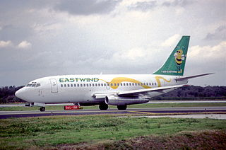 Eastwind Airlines Flight 517 1996 aviation incident