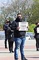 12 Protesters in Geneva demand the release of Armenian POWs, 15 April 2021.jpg