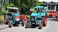 13-05-05 Oldtimerteffen Liblar Hanomag Tractor 03.jpg