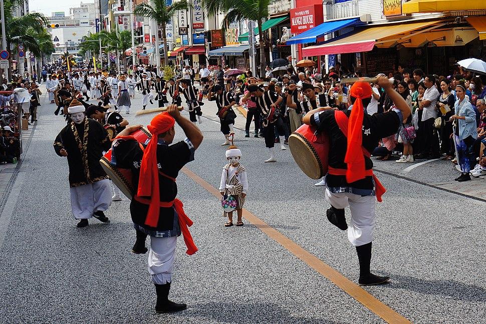 131027 Shuri Castle Festival Naha Okinawa pref Japan02s8