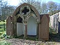 13th Century Ecclesiastical stonework folly - geograph.org.uk - 762909.jpg