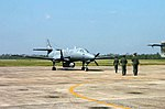 147th Fighter Wing RC-26B Intelligence Surveillance Reconnaissance aircraft.jpg