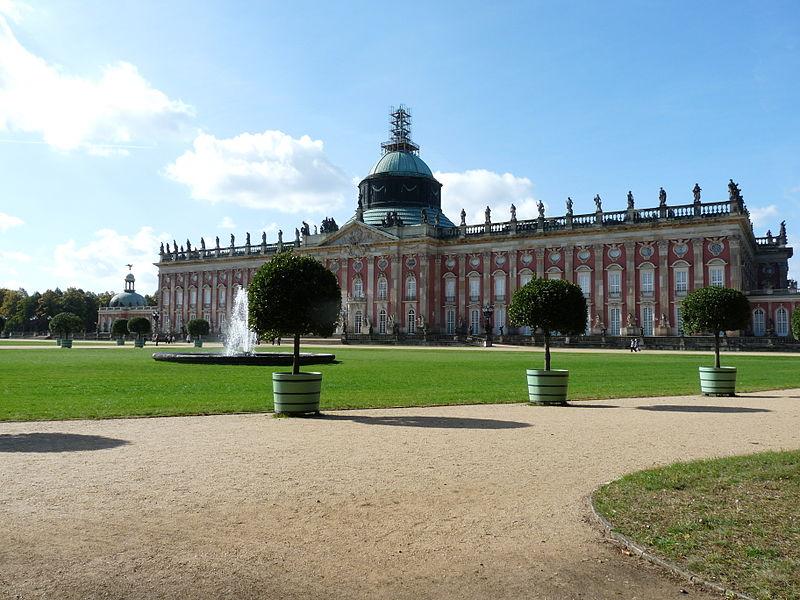 14 Neues Palais Sanssouci Potsdam Steffen Heilfort.JPG