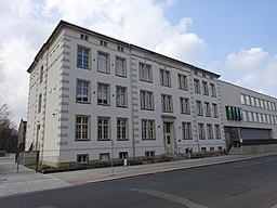 Fröbelstraße in Dresden