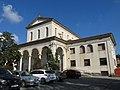 153 Església de Sant Antoni Abat, façana oest (Sant Antoni de Vilamajor).jpg